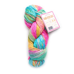 LB Collection® Hand Dyed Silk Yarn