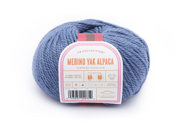 LB Collection® Merino Yak Alpaca® Yarn