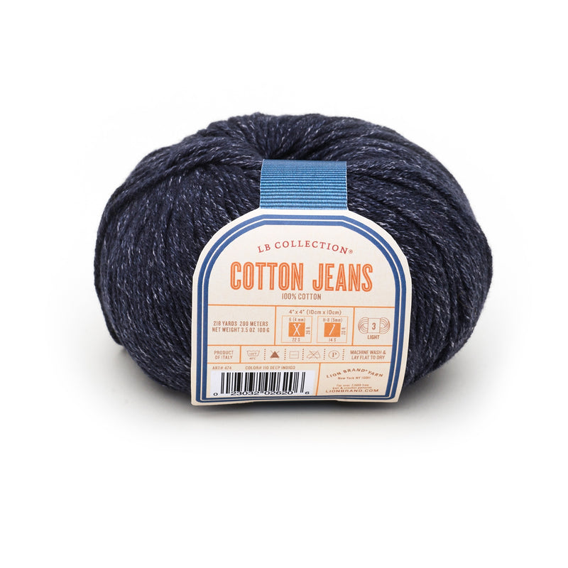 LB Collection® Cotton Jeans® Yarn
