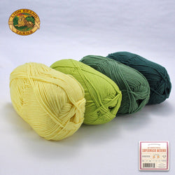 Color Palette - LB Collection® Superwash Merino Yarn - Lemongrass