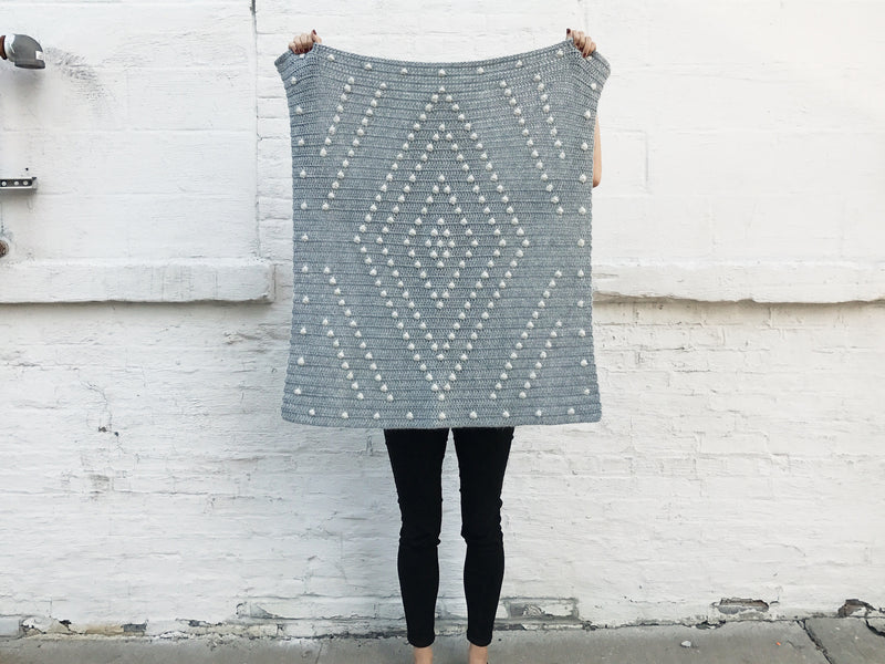Crochet Kit - Theory of Light Blanket