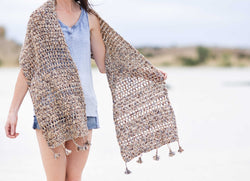Crochet Kit - Wanders Wrap