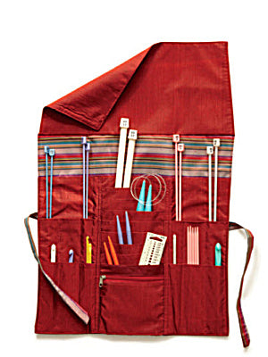 Lily Combo Needle Case - Red