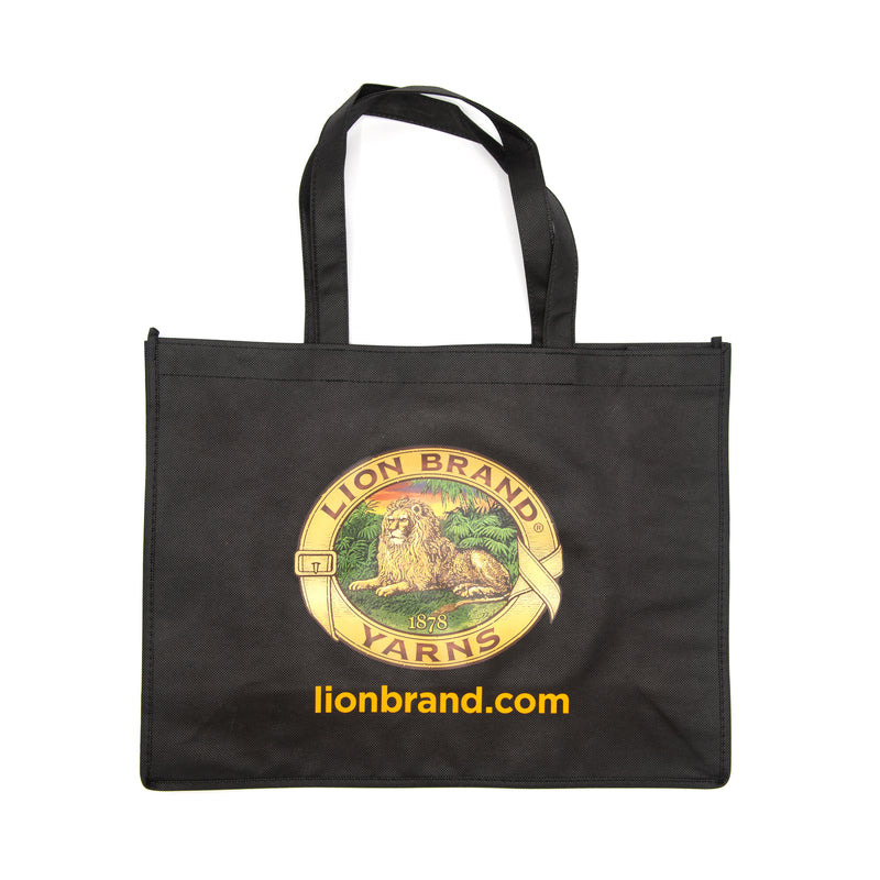 Small Lion Shopping Tote