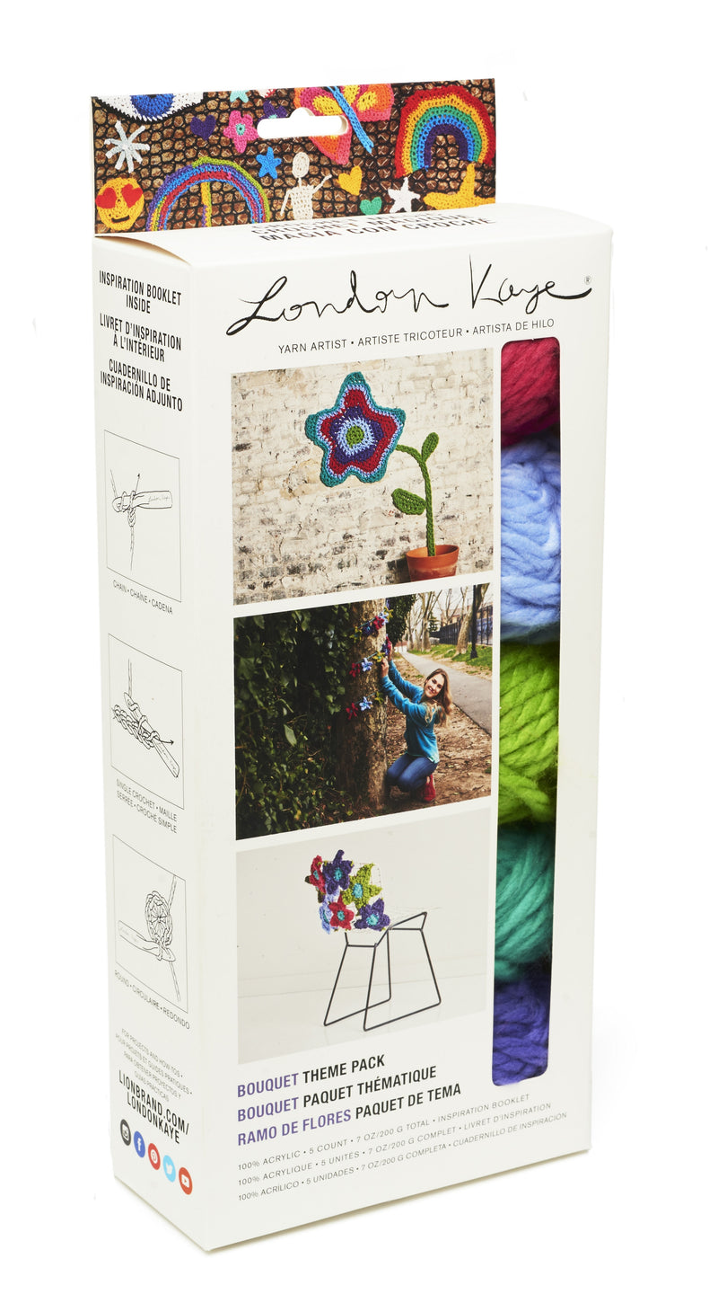 Lion Brand® London Kaye® Theme Pack - Bouquet