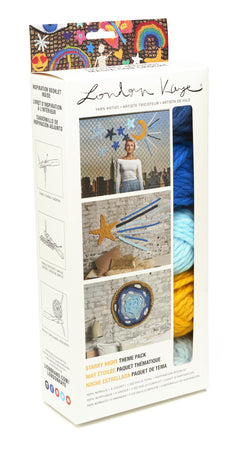 Lion Brand® London Kaye® Theme Pack - Starry Night