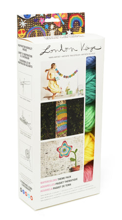 Lion Brand® London Kaye® Theme Pack - Watercolors