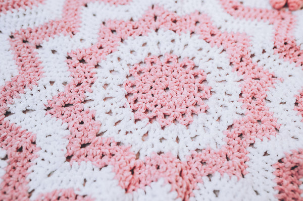 Star Blanket (Crochet)
