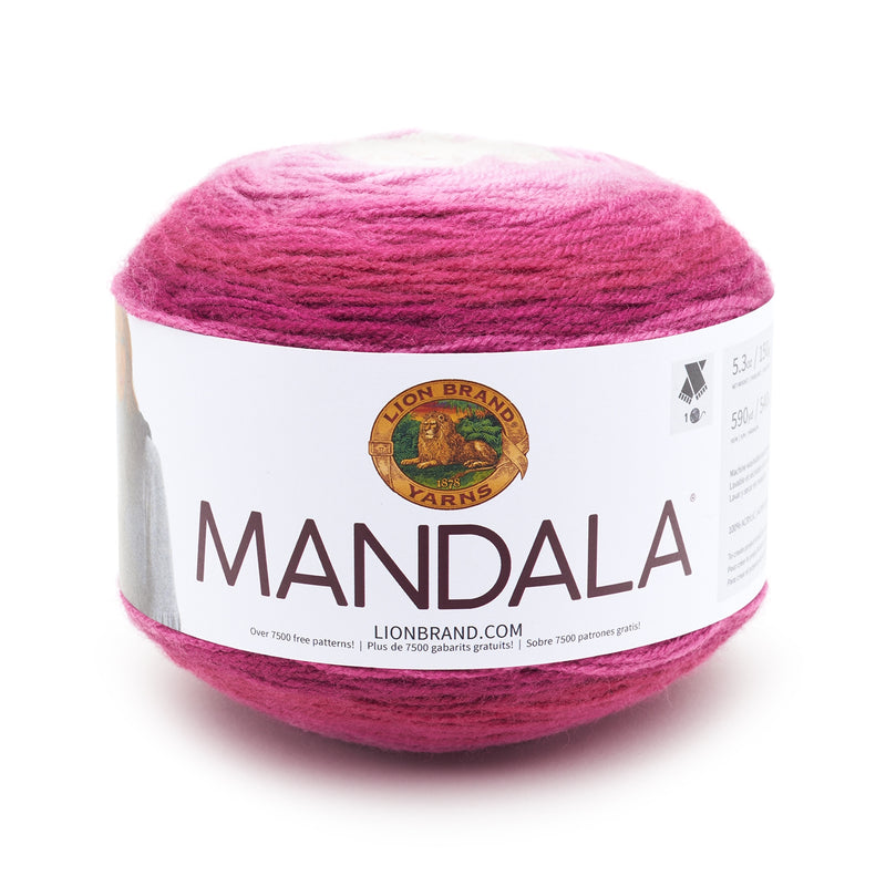 Mandala® Yarn - Cupid