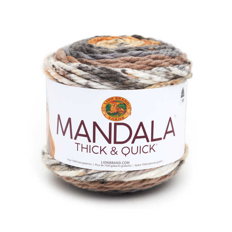Mandala® Thick & Quick Yarn