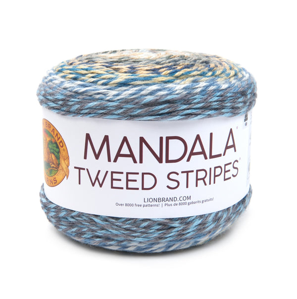 Mandala® Tweed Stripes® - Dragonfly