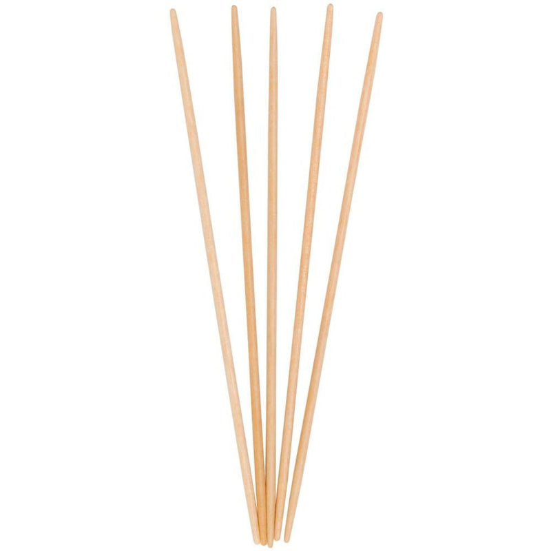 Brittany Birchwood 5 Inch Double Pointed Needles - Size 1