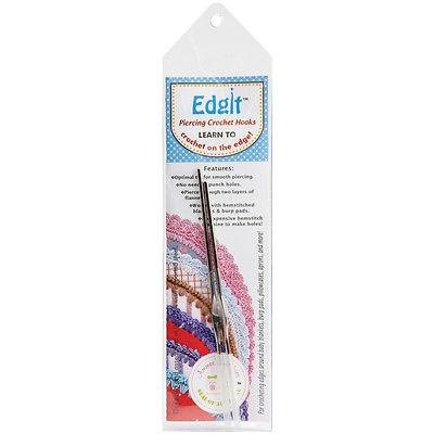 Edgit Piercing Crochet Hook