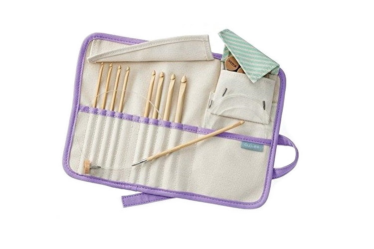 Interchangeable Tunisian Crochet Hook Takumi Combo Set