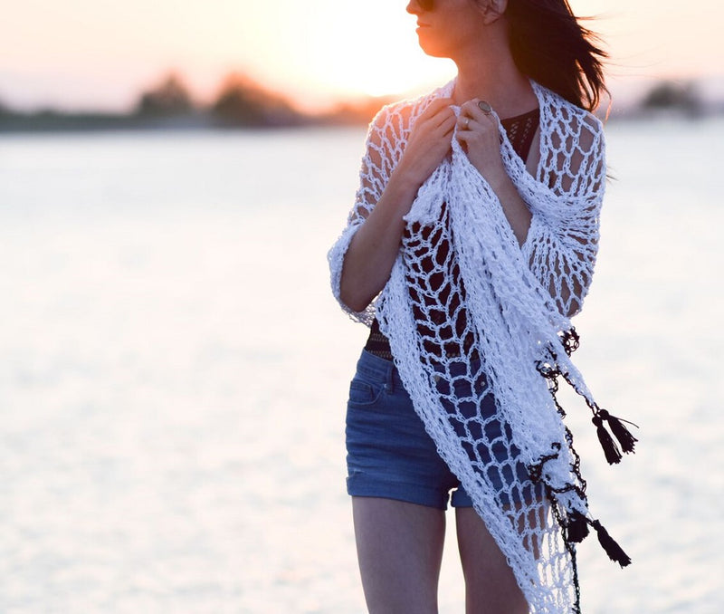 Crochet Kit - Infinite Ways Sarong