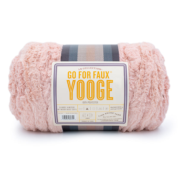 LB Collection® Go For Faux™ Yooge Yarn