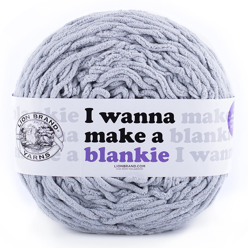 I Wanna Make a Blankie Yarn