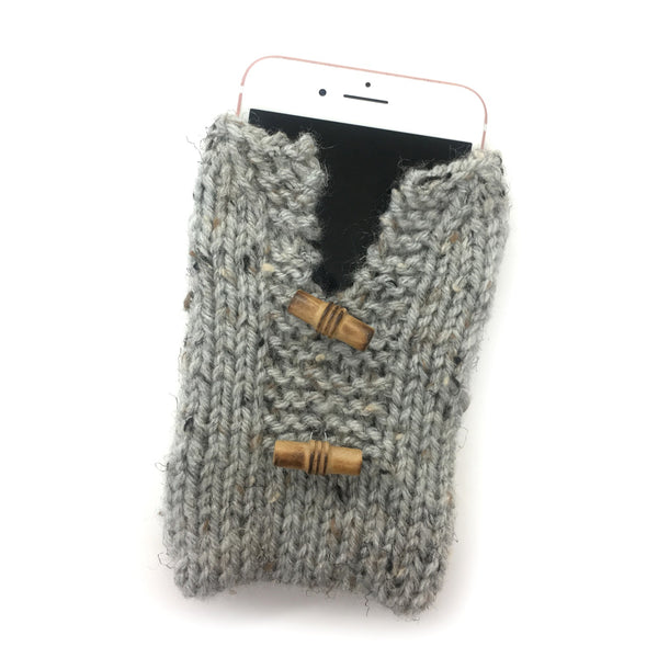 Smartphone Sweater (Knit)