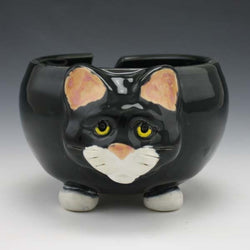 Cat Yarn Bowl