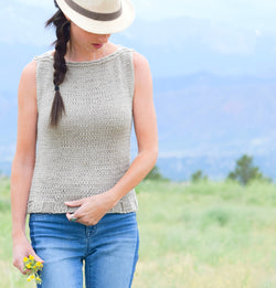 Knit Kit - Classic Knit Top