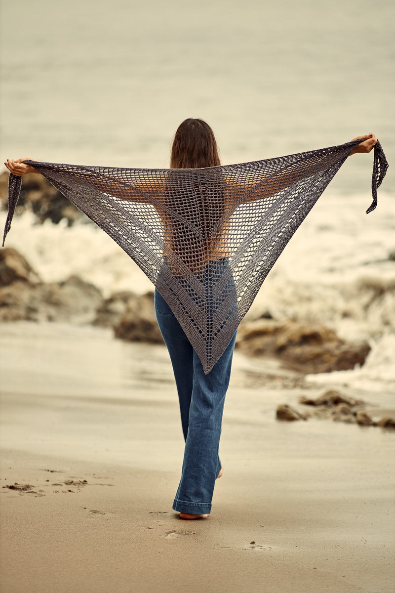 On the Horizon Wrap (Knit)