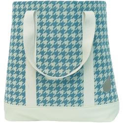 Bluefig Pearl District Tote Blue Sabrina