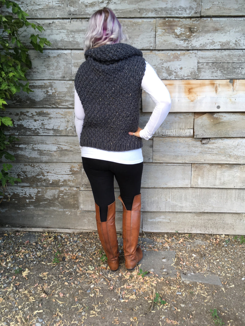 Knit Kit - Chain Link Armored Cowl