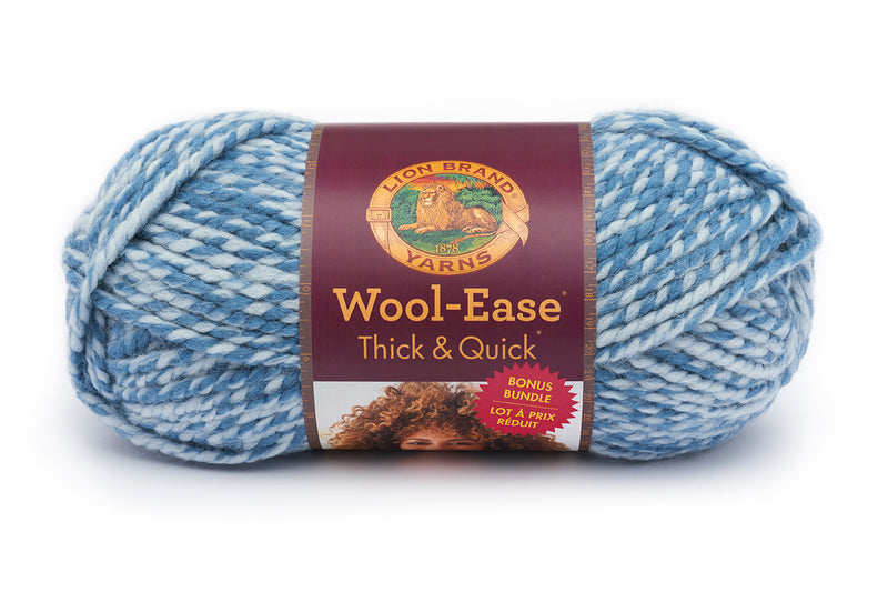 Wool-Ease® Thick & Quick® Bonus Bundle® Yarn