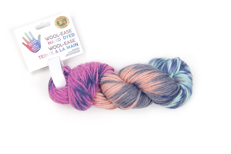 Wool-Ease® Hand Dyed Yarn