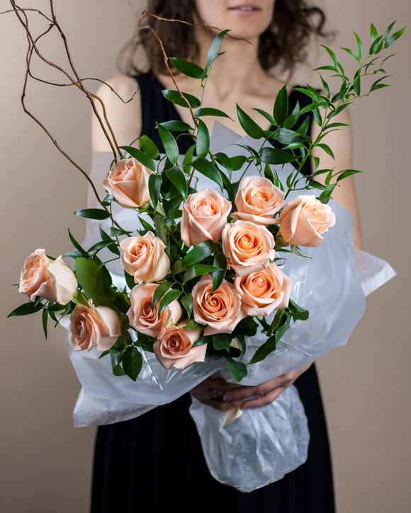 PERFECT MATCH (various colors)-Metaflorist kitchener flower delivery waterloo flower delivery