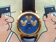 Load image into Gallery viewer, Lorus Disney Mickey Mouse Moonphase Wristwatch V33F-6C40 RO