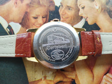 Load image into Gallery viewer, Cortebert Sub Second Turkish Railroad Wristwatch