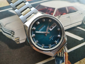Seiko 5 Actus SS Watch 25 Jewels Automatic