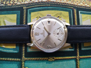Tickdong Vintage Watches | Lanco Sub Second Vintage Watch