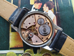 Tickdong Vintage Watches | Lanco Sub Second Vintage Watch Calibre 1336