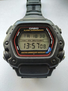 Casio 1189 DW-290 Alarm Chronograph Watch