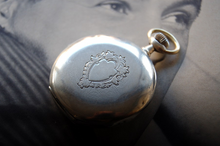 Load image into Gallery viewer, Omega Grand Prix Paris 1900 Pocket Watch 0.800 silver case