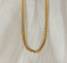 Load image into Gallery viewer, Gold Chain Necklace, Gold Layering Necklace