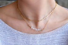 Load image into Gallery viewer, Herkimer Diamond Necklace
