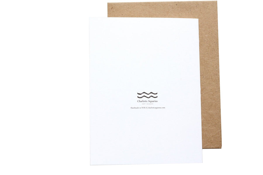 greeting cards and envelopes, Kraft envelope and greeting cards