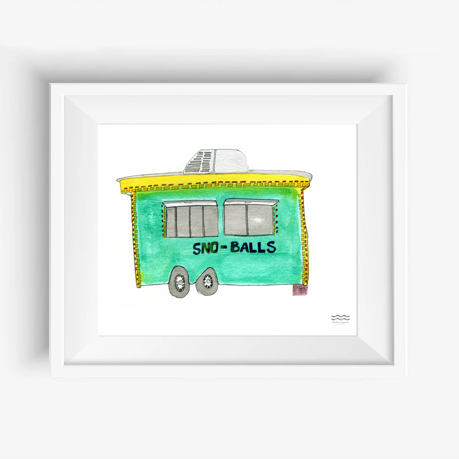 green snowball stand, big easy snowball stand, green and yellow snowball stand, new Orleans snowballs, snowballs Atlanta, snowballs near mee, snowball artwork, snowball stand artwork