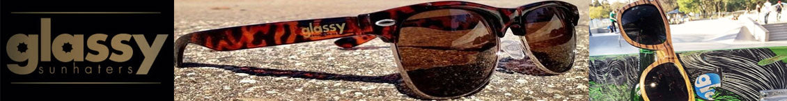Glassy Sunhaters Sunglasses