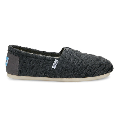 TOMS Forged Iron Grey Women's Classics Shoes