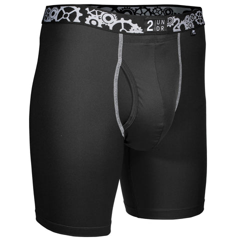 2UNDR Gear Shift Men's Underwear Black Thread