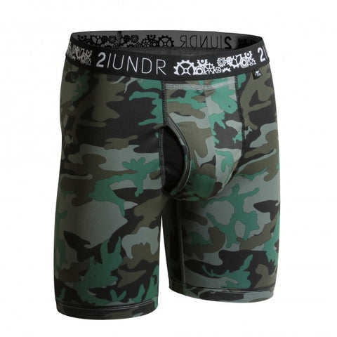 2UNDR Gear Shift Men's Underwear Dark Camo
