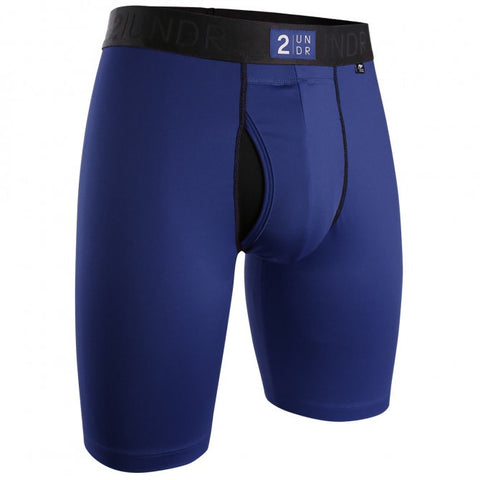 2UNDR Power Shift 2.0 Long Leg Men's Underwear Navy - Koala Logic
