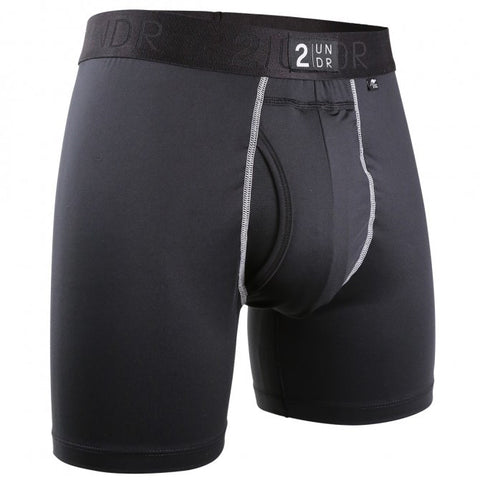 2UNDR Power Shift 2.0 Men's Underwear Black