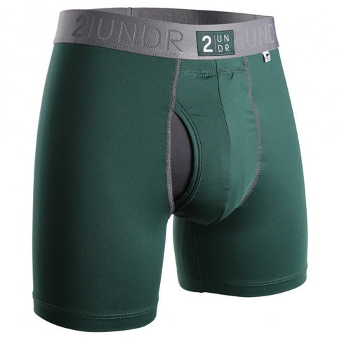 2UNDR Power Shift 2.0 Men's Underwear Dark Green