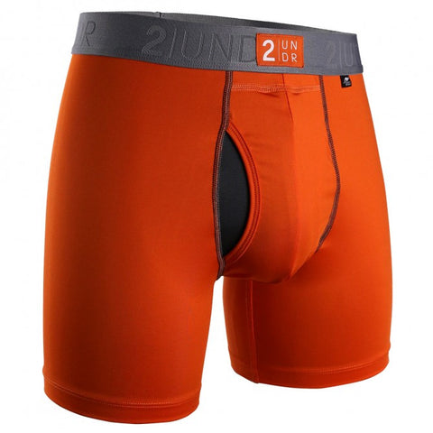 2UNDR Power Shift 2.0 Men's Underwear Orange
