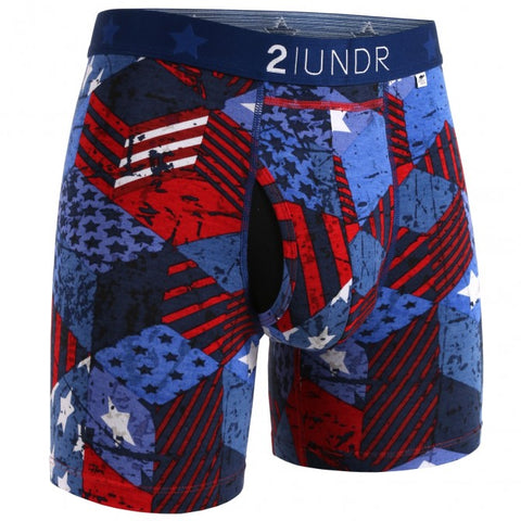 2UNDR Swing Shift Men's Underwear Freedom